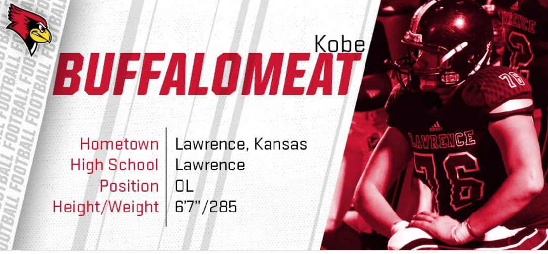 Kobe Buffalomeat Has The Best Name In College Football